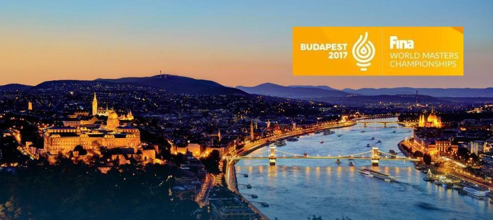 Mundial Masters de Natação em Budapeste