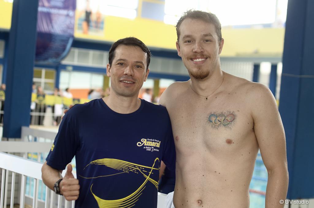 Henrique Rodrigues: Nadador olímpico iniciou na Amaral (Entrevista)