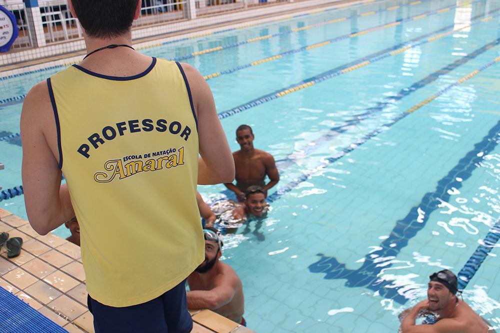 Professor Natação Amaral