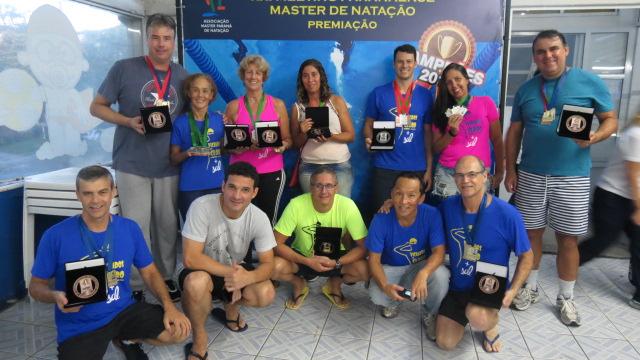 Fonte: Associação Masters Paraná.