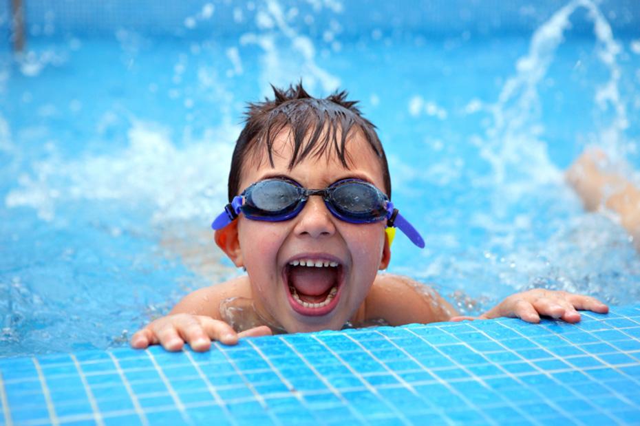 A natação como método de segurança