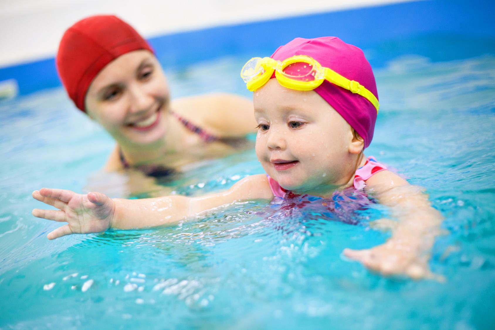 atividades aquaticas