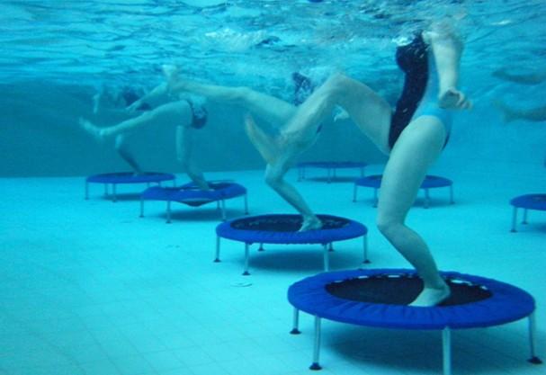 Hidro Jump: diversão e benefícios à saúde!