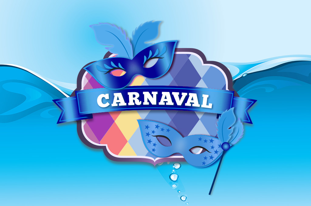 Carnaval Amaral Natação