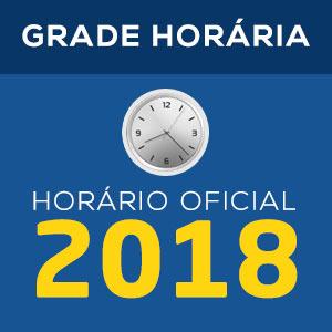 Horários Oficiais 2018