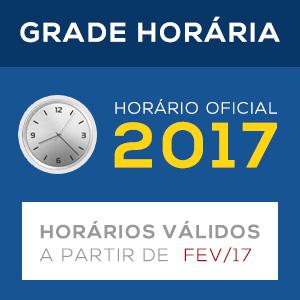 Horários Oficiais 2017