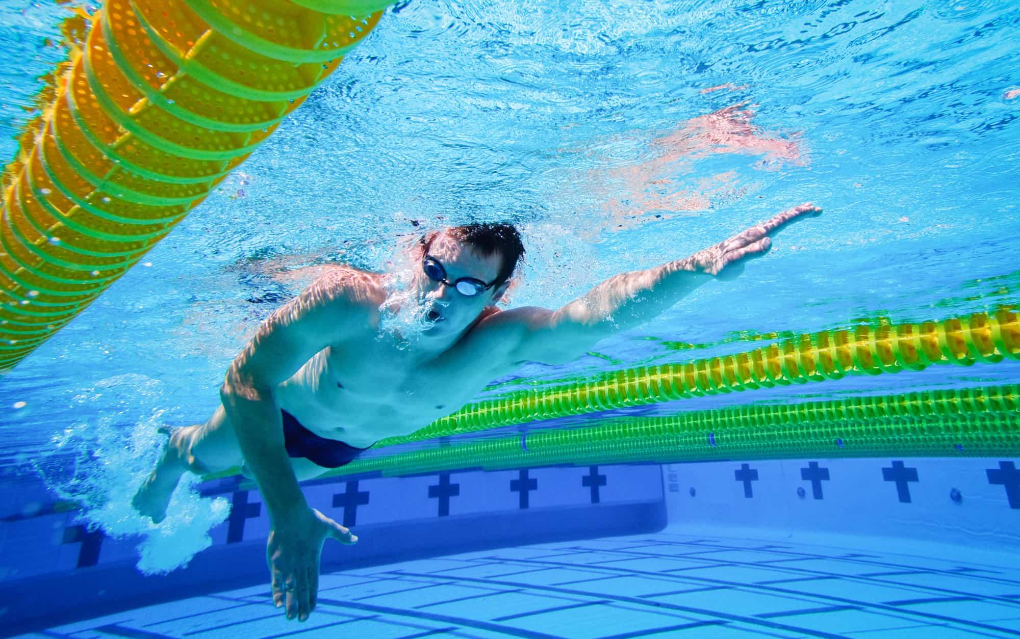 Estilos de natação alternativos ou utilitários